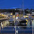 Marina in St Helier