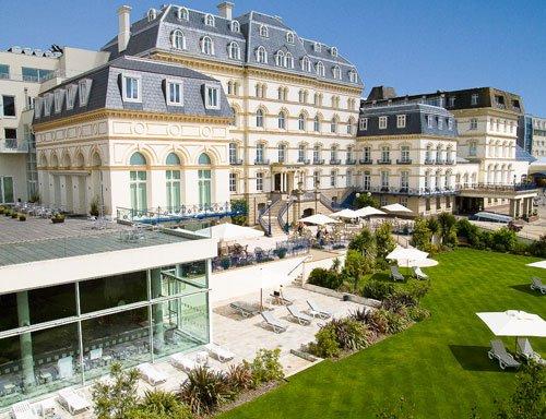 Hotel de France in Jersey