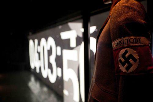 Jersey War Tunnels- OT Gallery